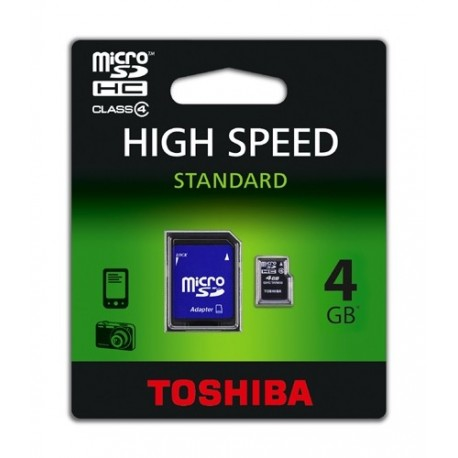 Toshiba 4Gb Micro Sd Kart