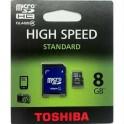 Toshiba 8Gb Micro Sd Kart