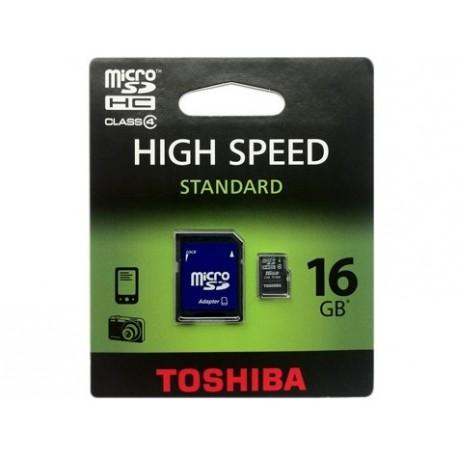 Toshiba 16Gb Micro Sd Kart