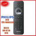 Philips Dvd kumandası Tüm Modeller Rm-D750