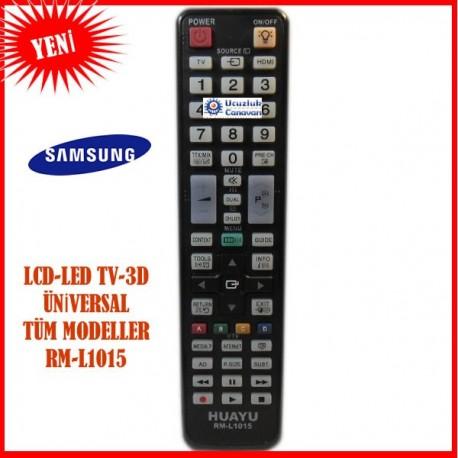 Samsung Lcd Led Tv Kumandası Tüm Modeller RM-L1015
