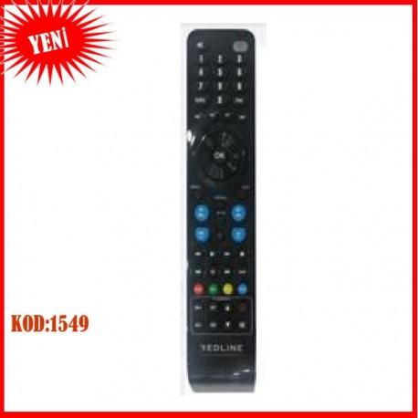 Redline TS7500-TS1000 HD Uydu Kumanda