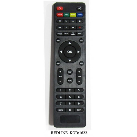 Redline Mini HD Uydu Kumanda