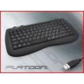PLATOON PL-080 USB MULTİMEDİA GÖRÜNÜMLÜ KLAVYE