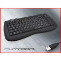 PLATOON PL-196 USB MULTIMEDYA MINI KLAVYE