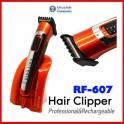 Pritech Şarjlı Saç Sakal Traş Makinesi RF-607
