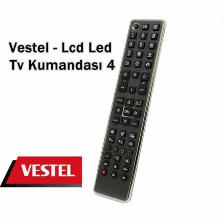 Vestel Seg Regal Led TV kumandasi 3D