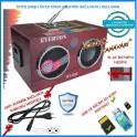 EVERTON MÜZİK KUTUSU RT 802 USB+FM RADYO+ŞARJLI