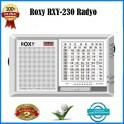 ROXY KK-230 10 BAND MANUEL RADYO