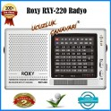 Roxy RXY-220 10 Band Manuel El Radyo
