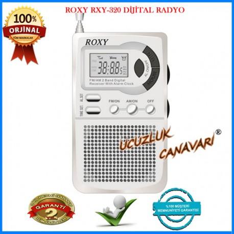ROXY RXY-320 DİJİTAL RADYO
