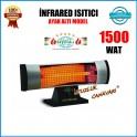 Beşyıldız Lifo Star 2000 infrared ısıtıcı