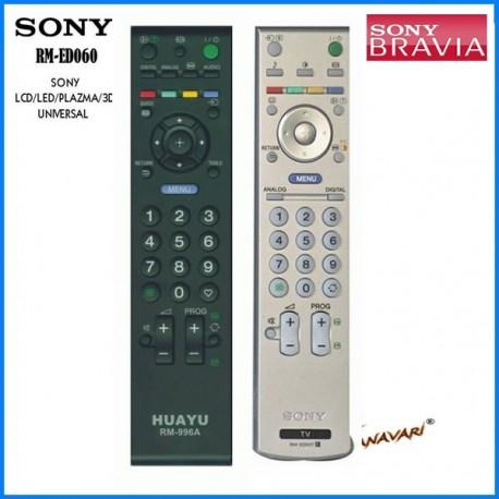 Sony Bravia Lcd TV kumandasi Ed007-Ed-008