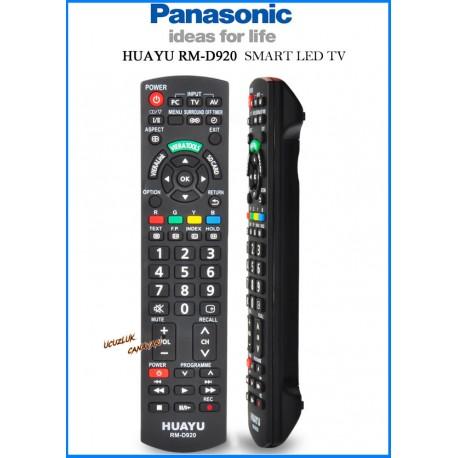 Panasonic Lcd Led Üniversal Tüm Modeller RM-D920+