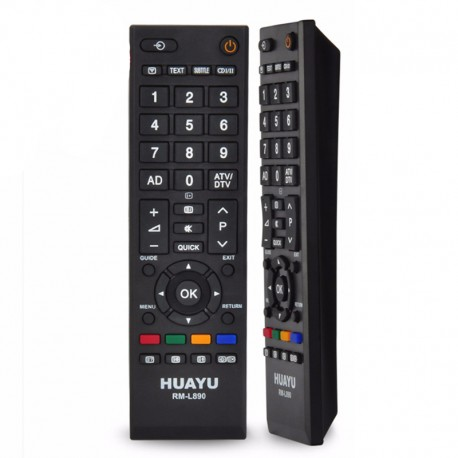 Toshiba Lcd TV kumandasi