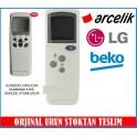 LG Beko Klima Kumandası Yeni