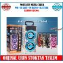 Bluetooth Müzik Kutusu Dijital Radyo Usb H.Kart Hadron HD 7061