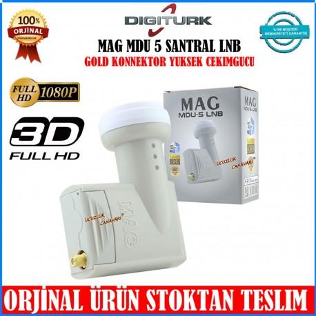 Mag Merkezi Sistem Santral Diğitürk Mdu 5 Lnb