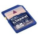 Kingston 4 GB SD HC Hafıza Kartı