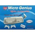 Micro Genius MC 2000A Klavyeli Atari
