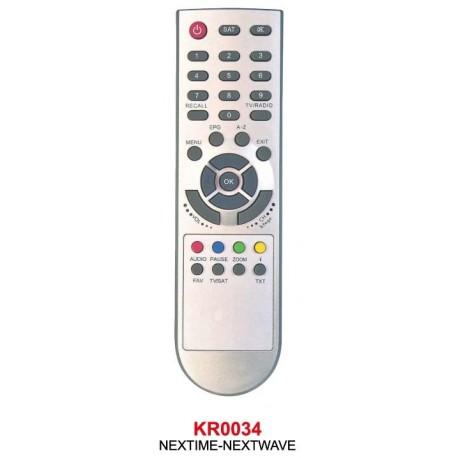 KR0034 NEXTIME (NEXTWAVE) UYDU KUMANDA