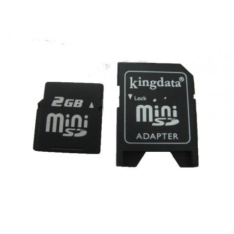 King Data 2Gb Mini Sd Kart