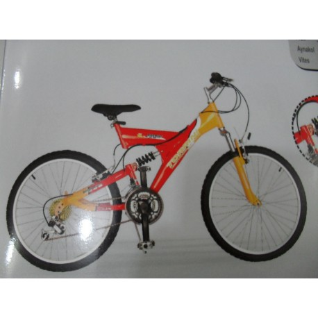 TUNCA Torrini SPEEDY 24 jant bisiklet NO:605