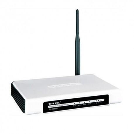 Tp-Link TD-W8101G 1 Port Wireless ADSL2+ Modem