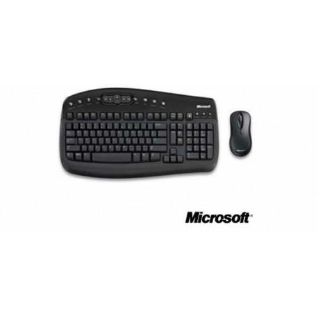 Microsoft Wireless Multimedya Q Klavye+mouse B5Q-00024