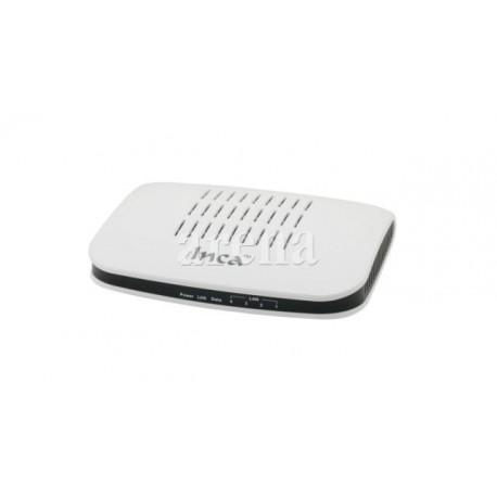 INCA IM-104 ADSL2 Kablolu 4 Port Ethernet Modem