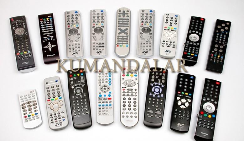 Tv ve Uydu Kumandaları