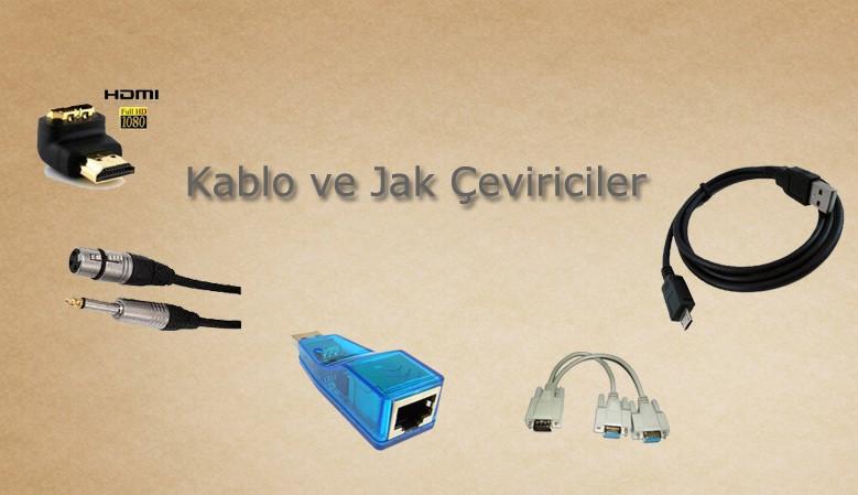 Kablo ve Jak Çeviriciler